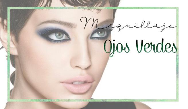 Maquillaje de Ojos Negros o muy oscuros