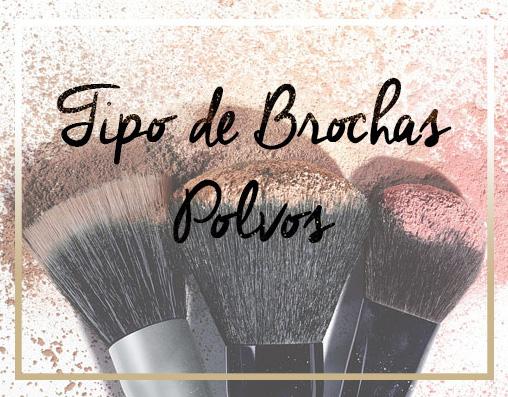 Brochas básicas para aplicarnos la base de maquillaje